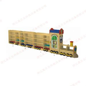 Toddler Toy CabinetK1502火車造型玩具柜