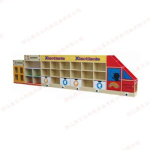 Toddler Toy CabinetK1602組合玩具柜